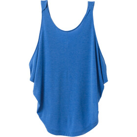 Prana Mariposa Tank Top Damen enamel blue